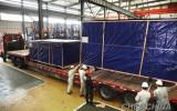 沐鸣2代理注册_益阳橡机12台硫化机发往泰国