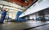沐鸣22_益阳橡机超大型平板硫化机系列再添新成员