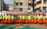 孟加拉机场高架沐鸣2注册登录网快速路项目破土动工