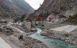 沐鸣2平台在线注册尼泊尔那苏瓦水电站成功导截流