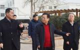 沐鸣2线路5检测集团公司领导节前看望慰问供电供暖一线职工