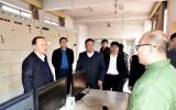 山东煤监局领导到沐鸣22登录兴隆庄矿督查节日安全生产